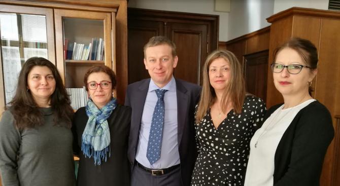 Алексей Трифонов вече официално е председател на Софийския градски съд