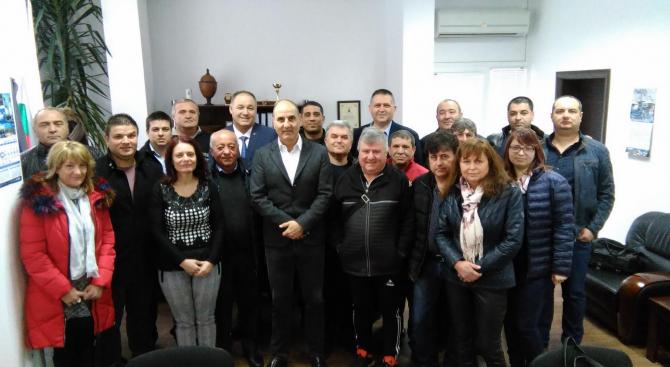 Цветанов: Важно е непрекъснато да говорим с хората, за да търсим решение на проблемите им