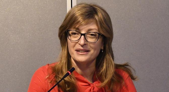 Вицепремиерът Екатерина Захариева заминава за Варшава, където на 14 февруари