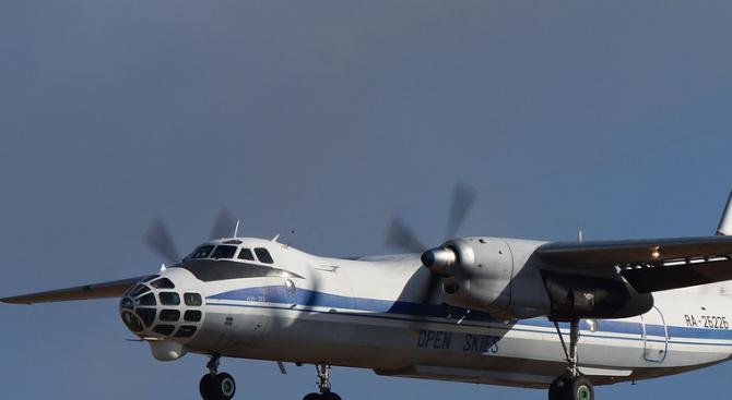 МО подаде грешен интернет адрес, наложи се поръчката за ремонт на Ан-30 да се отмени