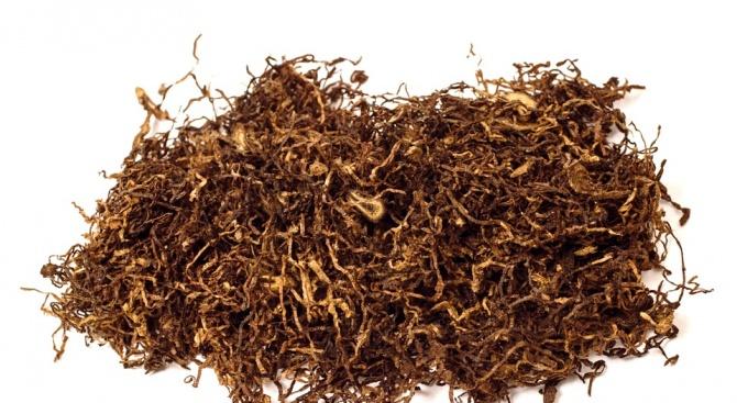 Иззеха 5 килограма нелегален тютюн