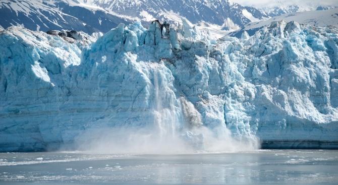 Ледниците в света са с 18% по-малки от предишните изчисления,
