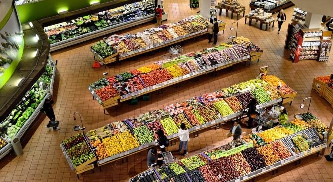 У нас близо 670 хиляди тона храна отиват на боклука