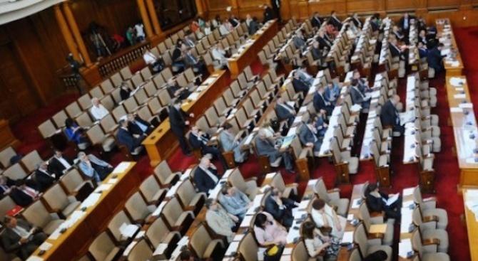 Депутатите ще гласуват промени в Изборния кодекс тази седмица