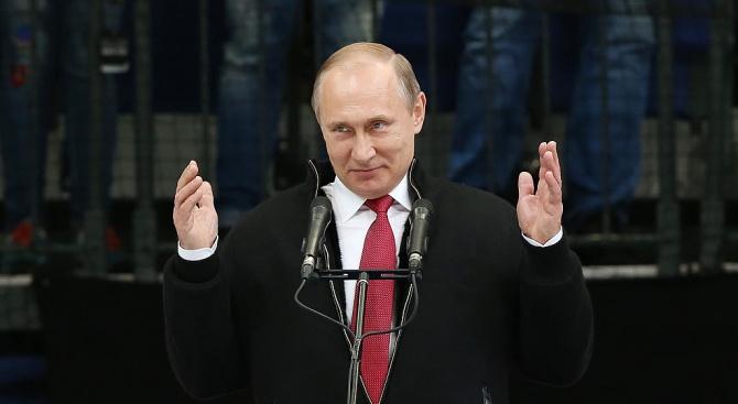 Путин: Мога да се отдам на хокея след края на политическата си кариера