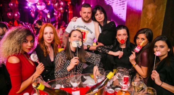 Николета Лозанова и Жени Калканджиева в Ladies Friday