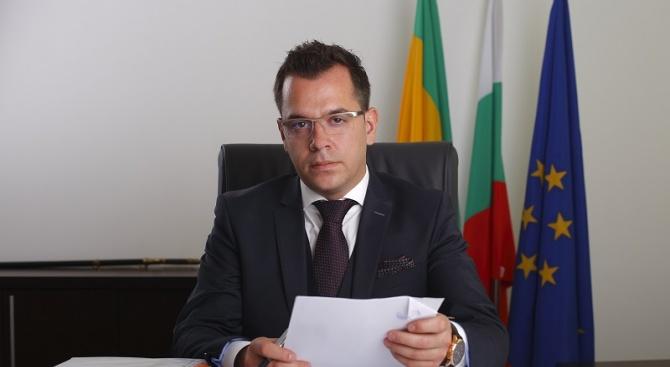 Кметът на Добрич Йордан Йорданов е сред стоте млади лица
