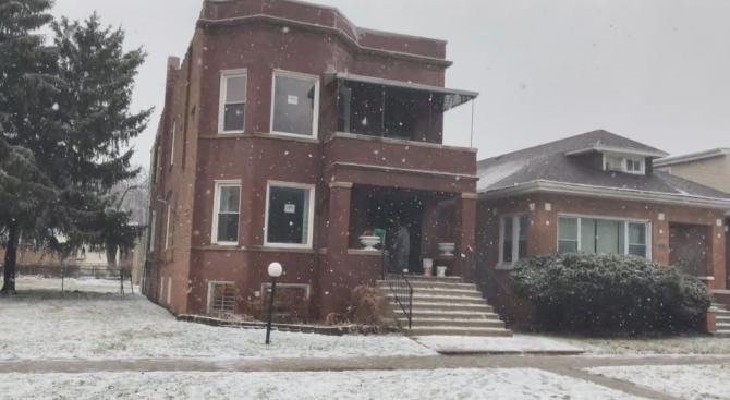 Къщата, от която тръгва пътят на Ал Капоне към гангстерския