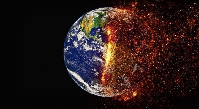Климатолог: Земята се затопля потресаващо бързо
