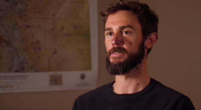 Мъжът, убил пума с голи ръце: Уплахата ми се превърна в ответна битка