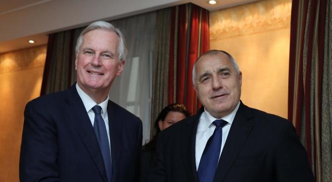 Борисов в Мюнхен: България е в напреднала подготовка за всички възможни сценарии за Брекзит