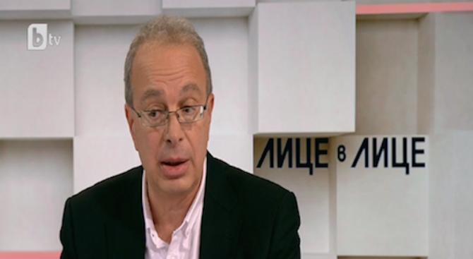 Бранимир Ботев - изпълнителният директор на Европейския институт за стратегии