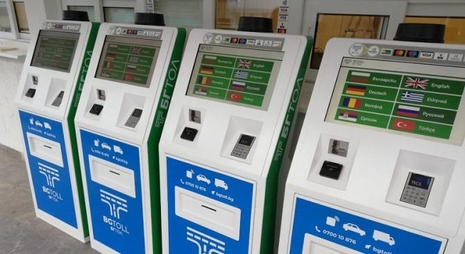 100 акта и 200 такси за 13 500 лв. при проверките за електронна винетка