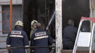 Няма риск от обгазяване след пожара във Войводиново