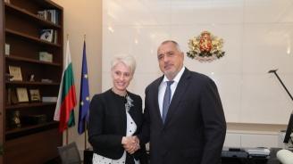 Спешна среща между Борисов и Ема Хопкинс заради отравянето на Емилиян Гебрев