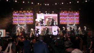 """Раздадоха наградите """"Грами""""(видео+снимки)"""