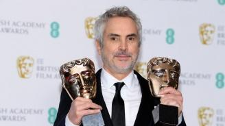 """Филмите """"Рома"""" и """"Фаворитката"""" доминираха на наградите БАФТА (видео+снимки)"""