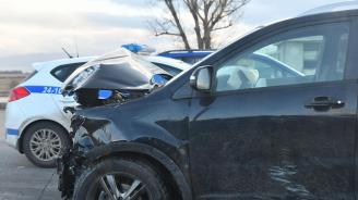 32-годишен шофьор загина при катастрофа край Ямбол