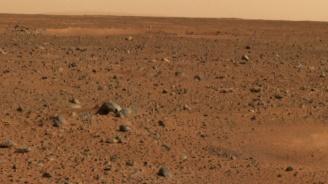 НАСА публикува панорамно видео от Марс
