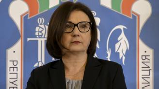 Румяна Бъчварова отива посланик в Израел