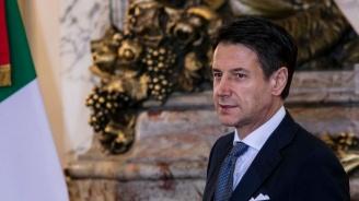 Конте призова от трибуната на критичнияЕвропейски парламент засолидарност с Италия