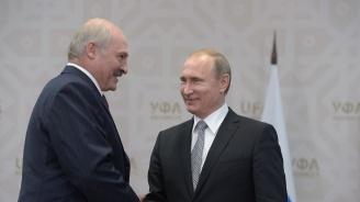 Путин и Лукашенко водиха разговори, но и караха заедно  ски въпреки  напрежението между двете държави