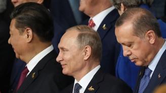 Путин, Ердоган и Рохани се срещат в Сочи