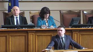 Кирилов: Двама от шестимата членове на БСП бяха неработоспособни в правната комисия