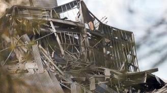 Трима турски граждани са задържани за срутването на жилищна сграда в Истанбул