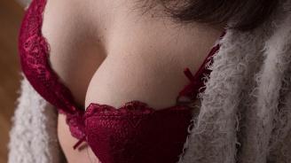 Гърдите на британките са се увеличили с три размера