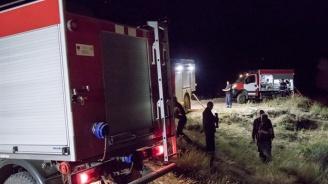 "Овладян е пожар, избухнал в бившия завод ""Чайка"" в Пловдив"