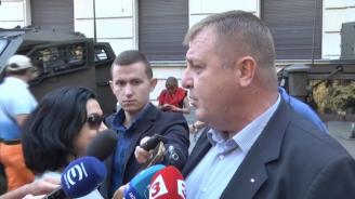 Каракачанов за циганите: Крайно време е някой да хване бика за рогата