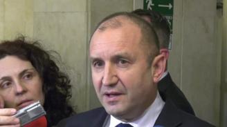 Румен Радев изрази съболезнования на своя македонски колега по повод жертвите при тежката катастрофа по пътя Скопие-Тетово