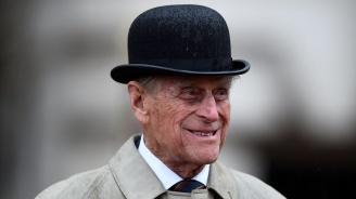 Принц Филип няма да бъде съден заради автомобилната катастрофа