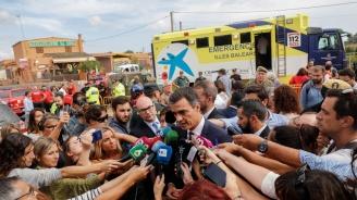 Педро Санчес се очаква да обяви днес предсрочни избори