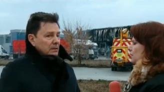 Собственикът на изгорелия цех във Войводиново: Имам много добър план за действие