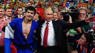 Владимир Путин пострада в Сочи