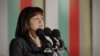 Цвета Караянчева ще участва в Петрич във възпоменателната церемония по повод годишнината от обесването на Васил Левски