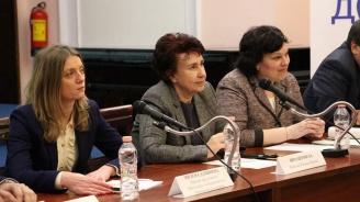 Милена Дамянова в Перник: Качественото образование е шансът на България да бъде развита и технологична държава