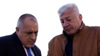 Борисов кацна директно в Пловдив, за да се запознае на място с инцидента с влака