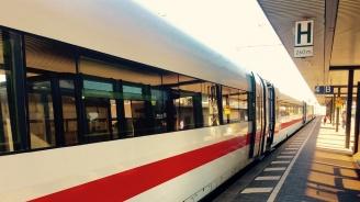 Стотици пътници свалени от влак в Германия заради намерен пистолет