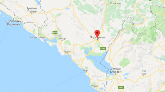 Хиляди протестираха срещу президента на Черна гора Джуканович в Подгорица