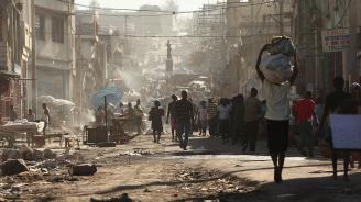 Безредици в Хаити