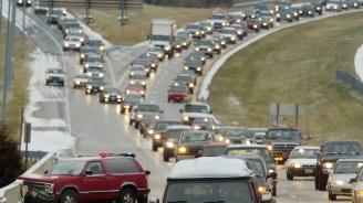 49 коли се сблъскаха при верижна катастрофа в Денвър