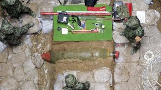 Бомба от Втората световна война бе обезвредена в Париж
