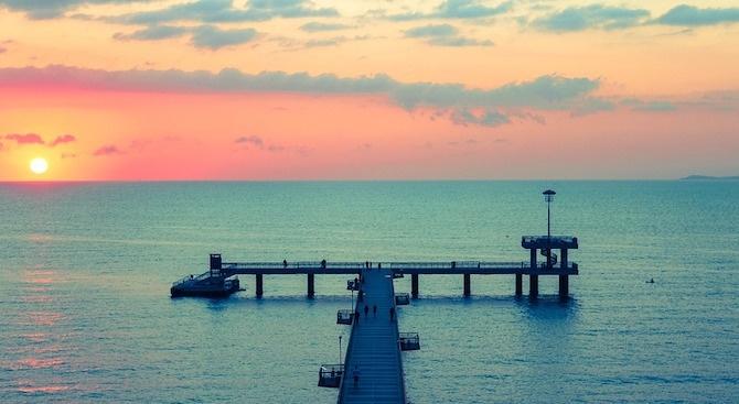 След проверка на експерти от Морска администрация-Варна 11 обекта по