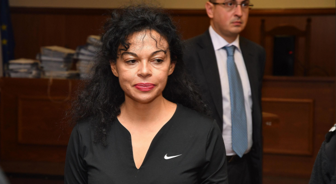 Съдът гледа жалбата на Евгения Банева