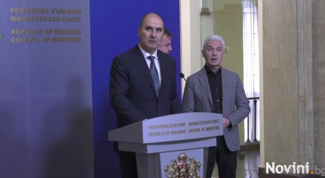 ГЕРБ и ОП гарантираха кворума в НС. Цветанов също обеща още по-високи заплати от 2020 г.