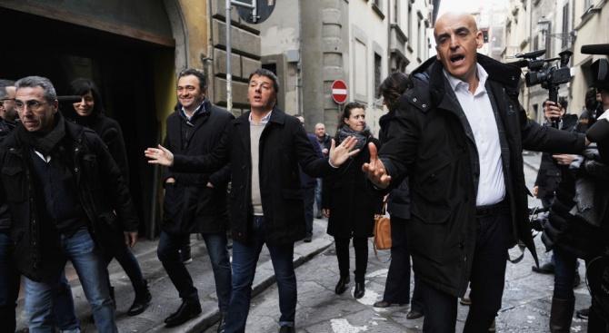 Родителите на бившия италиански премиер Матео Ренци бяха задържани и