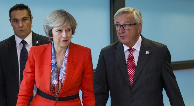 Председателят на Европейската комисия Жан-Клод Юнкер ще приеме отново утре